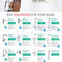 Read more about Hansgrohe Bathroom Accessories 25% OFF Promotion 16 Aug - 30 Sep 2014