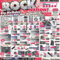 Read more about Harvey Norman Digital Cameras, TVs , Appliances & Other Electronics Offers 23 - 29 Aug 2014