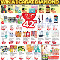 Read more about Watsons Personal Care, Health, Cosmetics & Beauty Offers 14 - 20 Aug 2014