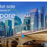 Hotels.com Up To 50% OFF Singapore Hotels SALE 20 - 21 Aug 2014