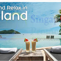 Hotels.Com Up To 50% OFF Thailand Hotels Sale 30 Aug - 5 Sep 2014