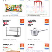 Read more about IKEA Limited Time Deals 28 Jul - 24 Aug 2014