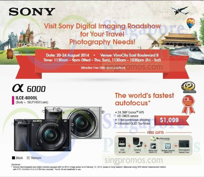ILCE-6000L Digital Camera