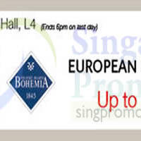 Read more about Isetan Scotts European Household Fair 22 - 28 Aug 2014
