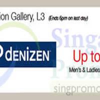 Read more about Isetan Levi's & Denizen Promotion @ Isetan Scotts 29 Aug - 4 Sep 2014