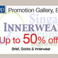 Read more about Isetan Men's Innerwear Sale @ Isetan Orchard 22 Aug - 11 Sep 2014