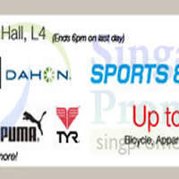 Read more about Isetan Sports & Cycling Fair @ Isetan Scotts 29 Aug - 4 Sep 2014