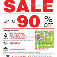 Read more about Japalang Japanese Beauty Brands Warehouse Clearance Sale 27 - 29 Aug 2014