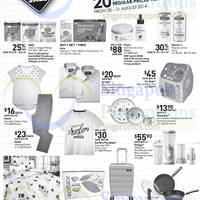Read more about John Little 20% Off Storewide Real Hot Sale 28 - 31 Aug 2014