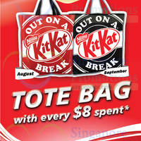 Read more about Kit Kat FREE Tote Bag Promotion 1 Aug - 30 Sep 2014