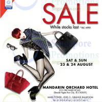 Read more about LovethatBag Branded Handbags Sale @ Mandarin Orchard 23 - 24 Aug 2014