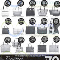 Luxury City Luxury Branded Handbags Sale @ Chinatown Point 22 - 27 Aug 2014