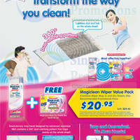 Read more about Magiclean Wiper Promotion 14 - 31 Aug 2014