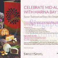 Read more about Sweetspot Marina Bay Sands Mooncake Offers 1 Aug - 8 Sep 2014