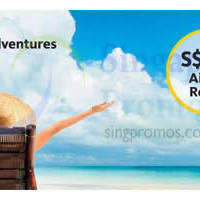 Maybank Charge $4000 Air Fares & Get $200 Rebate For Credit Cardmembers 22 - 28 Aug 2014