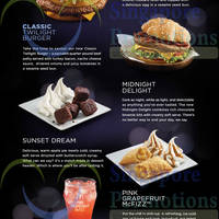 Read more about McDonald's NEW Twilight Menu Available After 6pm @ Selected Outlets 7 Aug 2014
