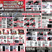 Read more about Mega Discount Store TVs, Appliances & Air Conditioner Offers 9 Aug 2014