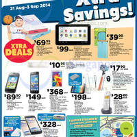 NTUC Fairprice IT Gadgets, Coffee Machine Offer 21 Aug - 3 Sep 2014