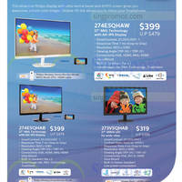 Read more about Philips Monitors National Day Specials Price List 8 - 24 Aug 2014