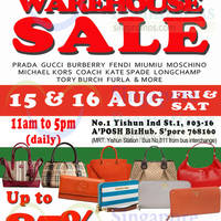 Read more about MyBagEmpire Luxury Branded Handbags Sale 15 - 16 Aug 2014