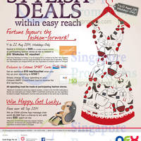 Read more about Nex Stylish Deals Within Easy Reach Promotions 4 - 22 Aug 2014