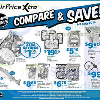 Read more about NTUC Fairprice $30 Off Alecoa Bicycle & Other 3-Day Offers 1 - 3 Aug 2014