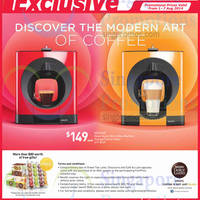 Read more about NTUC Fairprice Dolce Gusto Oblo Coffee Machine Offer 1 - 7 Aug 2014