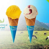 Read more about (Over 5300 Sold) New Zealand Natural 40% OFF Two Scoops of Ice Cream @ 5 Locations 26 Aug 2014