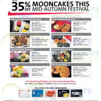 Read more about OCBC Up To 35% OFF Mooncakes Offers 6 Aug - 8 Sep 2014