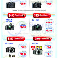 Read more about Olympus Digital Camera Offers 1 - 31 Aug 2014