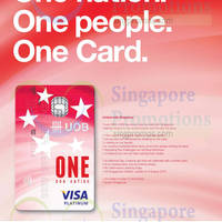 Read more about UOB NEW One Card 9 Aug 2014