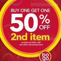 Read more about Payless Shoesource 50% OFF 2nd Item Promo 13 - 26 Aug 2014