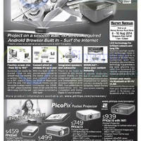 Read more about Philips Projector Offers 8 Aug 2014