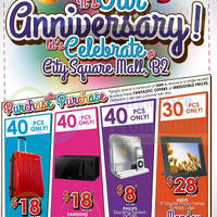 Read more about Best Denki Anniversary Celebration @ City Square Mall 22 - 25 Aug 2014