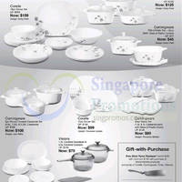 Read more about Robinsons Corningware, Corelle & More Offers 7 - 24 Aug 2014