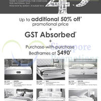 Read more about Robinsons Mattresses Offers 8 - 10 Aug 2014