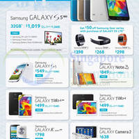 Read more about Samsung No Contract Galaxy Smartphones & Gear Offers 2 Aug 2014