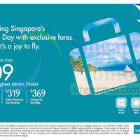 Read more about SilkAir Promo Air Fares 16 Jul - 15 Aug 2014