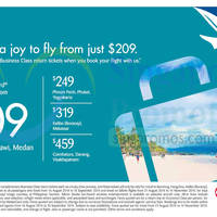 Read more about Silkair Promotion Air Fares 16 Aug - 15 Sep 2014
