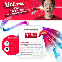 Singtel NEW $69.90 Unlimited Fibre Speed Plan 29 Aug 2014