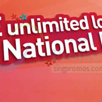 Read more about Singtel FREE Unlimited Data For All Mobile Postpaid Customers 9 Aug 2014