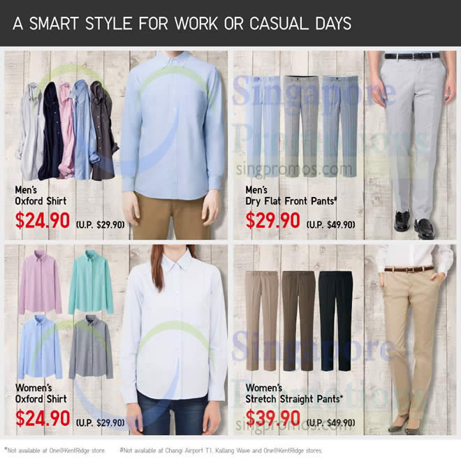 Smart Style For Work On Casual Days