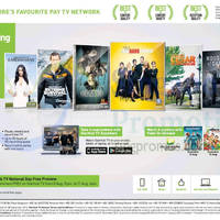 Read more about Starhub Cable TV 35% OFF HD Pack Promo 7 Aug - 30 Sep 2014