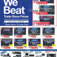 Audio House Liang Court Electronics, TV, Notebooks & Appliances Offers 22 - 31 Aug 2014