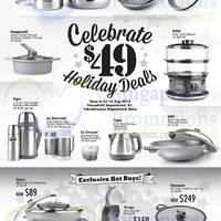Read more about Takashimaya $49 Kitchenware Deals 1 - 15 Aug 2014