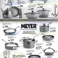 Takashimaya Meyer Kitchenware Offers 29 Aug - 14 Sep 2014