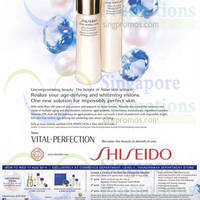 Read more about Shiseido Vital-Perfection Promotion Event @ Takashimaya 8 - 13 Aug 2014