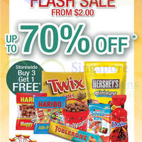 Read more about The Cocoa Trees 6hr Flash Sale @ Suntec City 24 Aug 2014