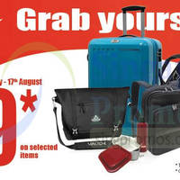 Read more about The Travel Store $49 Deals 31 Jul - 17 Aug 2014