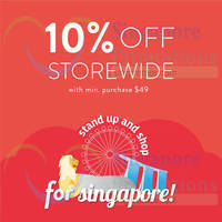 Read more about The Wallet Shop 10% OFF Storewide Promo 31 Jul - 27 Aug 2014